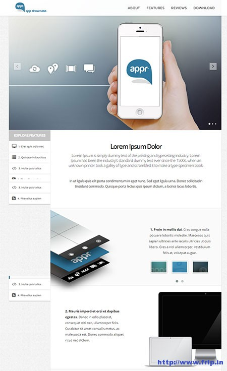 Appr-One-Page-WordPress-Theme