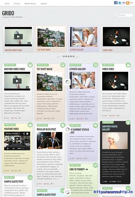 Grido-WordPress-Theme