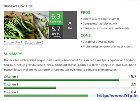 Reviewer-WordPress-Plugin