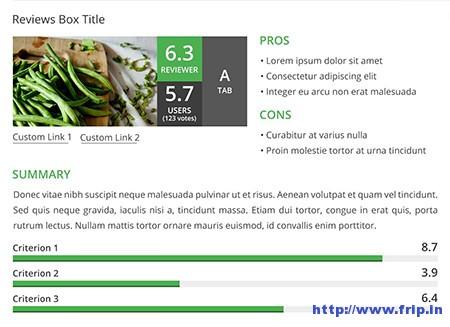 Reviewer-WordPress-Plugin