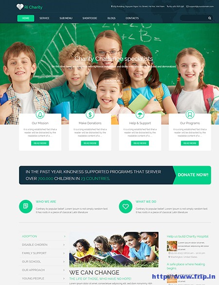 Ri-Charity-Responsive-WordPress-Theme