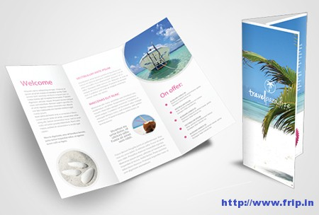 Travel Agency Tri – Fold