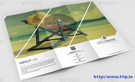 Travel Multipurpose Trifold Brochure