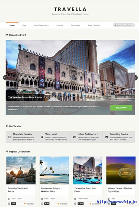 Travella-WordPress-Theme