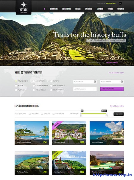 Voyage-Travel-WordPress-Theme