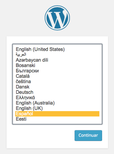 languages wordpress 4.0