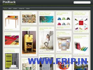 pinblack-wordpress-theme