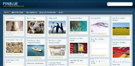 pinblue-wordpress-theme