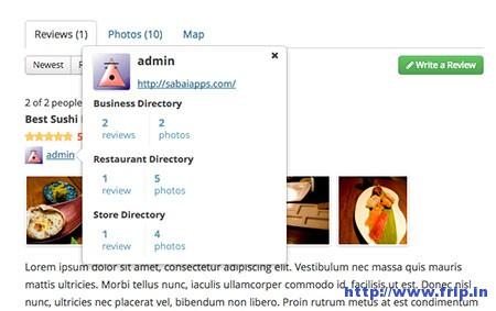 sabai-directory-plugin