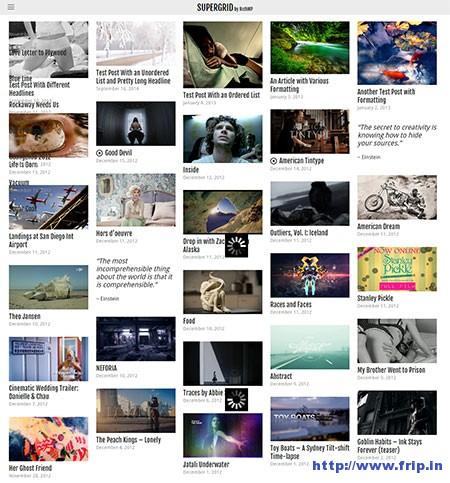 supergrid-wordpress-theme