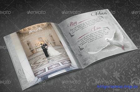 20 Pages Elegant Wedding Photo Album