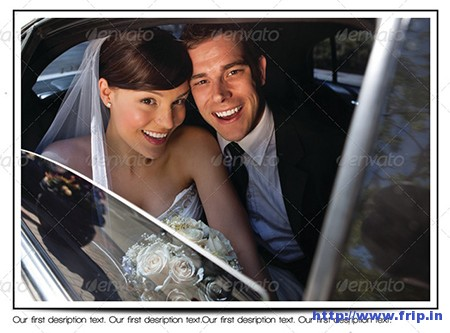 Elegant Wedding Album