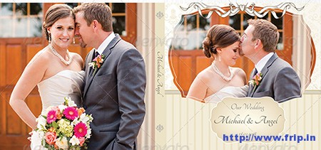 Elegant Wedding Photo Album