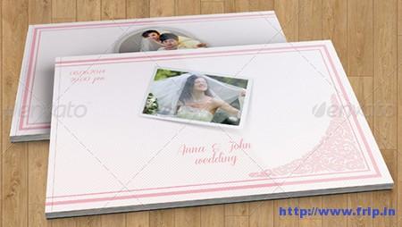 Wedding Photo Album 03