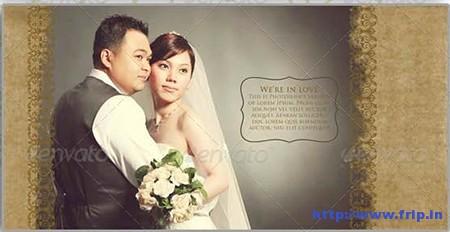 Wedding Vintage Album