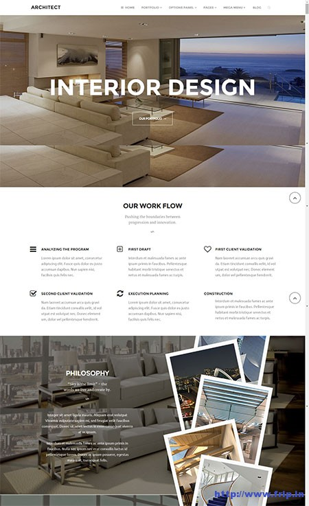 Architect-WordPress-Theme