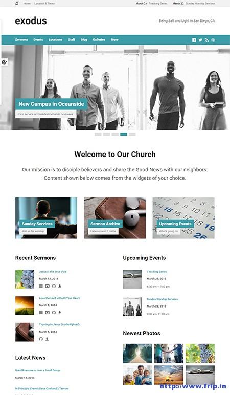 Exodus-church-wordpress-theme