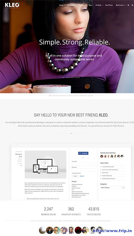 Kleo-Premium-WordPress-Theme