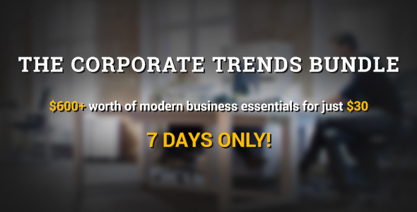 The corporate trends bundle