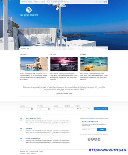 Aegean-Resort-Hotel-WordPress-Theme
