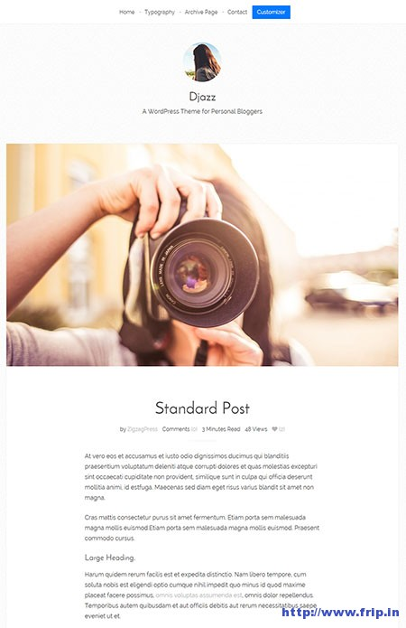 Diaz-WordPress-Theme