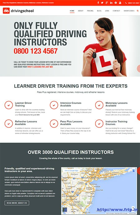 Driving-School-Pro-WordPress-Theme