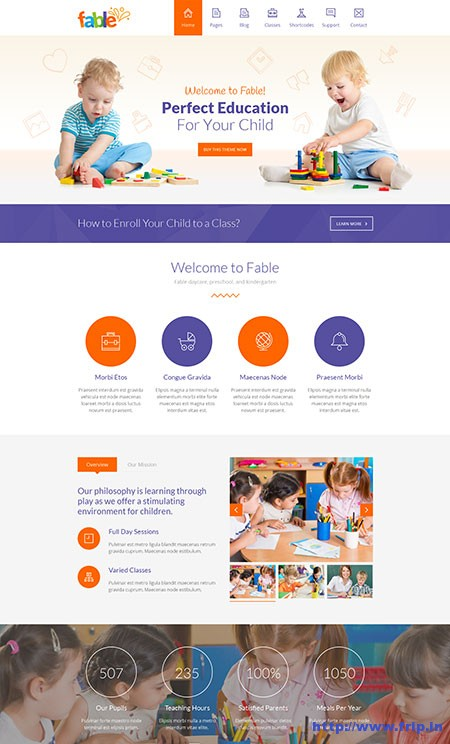 Fable-Children-Kindgarten-WordPress-Theme
