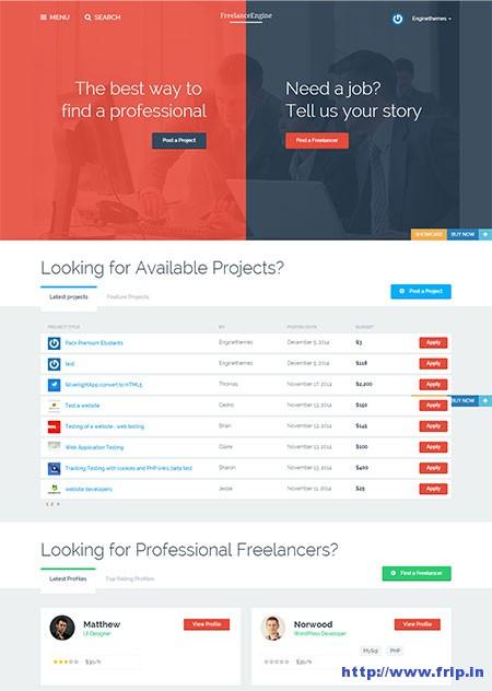 Freelance-Engine-Marketplace-Theme