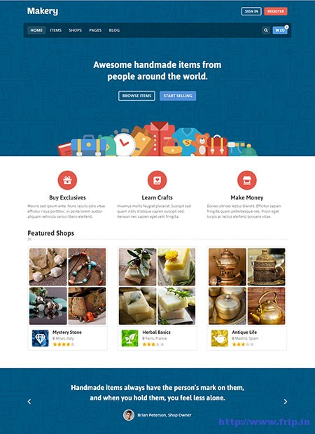 Makery-Marketplace-WordPress-Theme