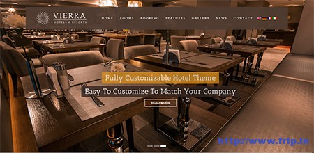 Veirra-Hotel-WordPress-Theme
