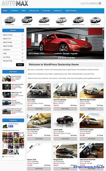 Automax-WordPress-Theme