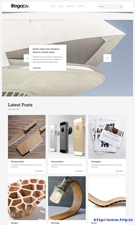 Blogjoy-wordpress-theme