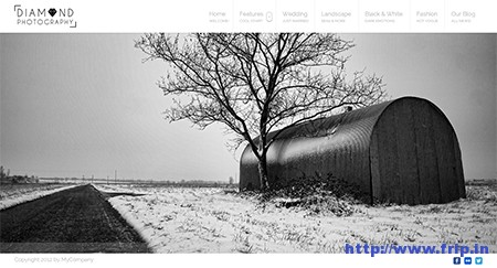 Diamond-Photography-WordPress-Theme