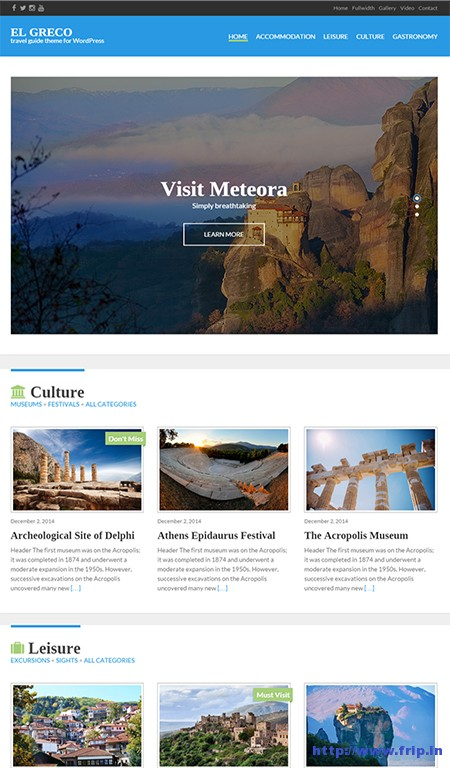 El-Greco-WordPress-Theme