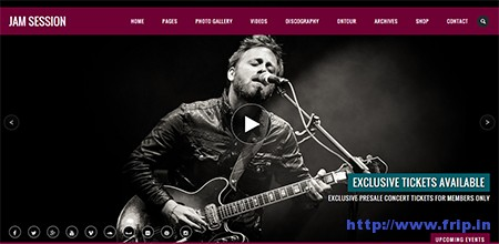 JamSession-Music-&-Band-WordPress-Theme