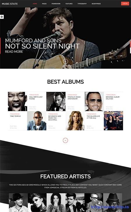 Music-State-Band-&-Fan-WordPress-Theme