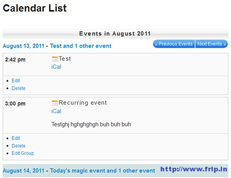 My-Calendar-WordPress-Plugin
