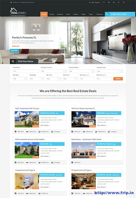 Real-Homes-–-WordPress-Real-Estate-Theme