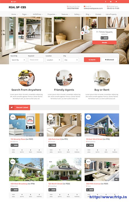 Real-Spaces-WordPress-Real-Estate-Theme