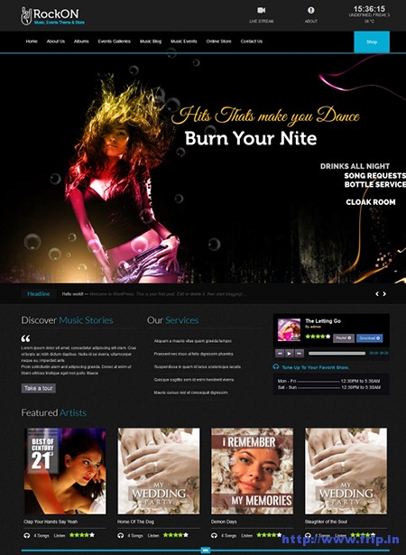 Rockon-Music-WordPress-Theme