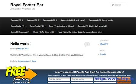 24 Best Free & Premium WordPress Notification Bars Plugin ...
