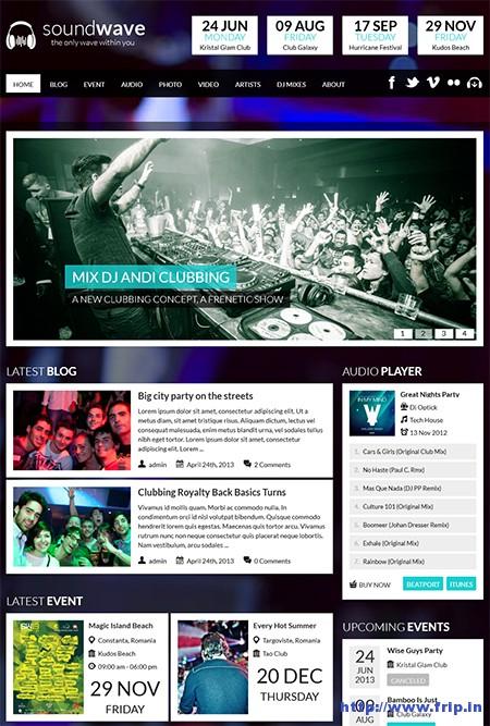 Soundwave-Music-Vibe-WordPress-Theme
