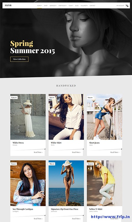 Flevr-Business-eCommerce-Theme