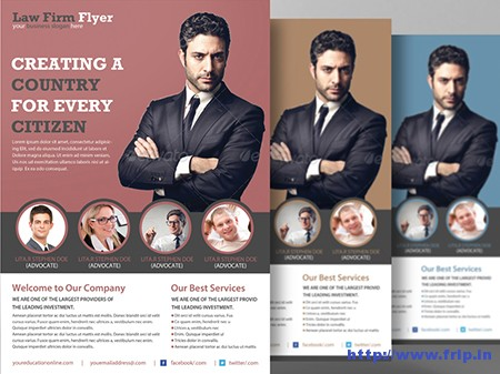 Law-Firm-Flyer-Templates