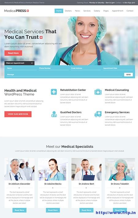 MedicalPress-Medical-WordPress-Theme