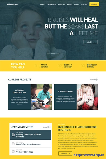 Philanthrophy-Non-Profit-WordPress-Theme