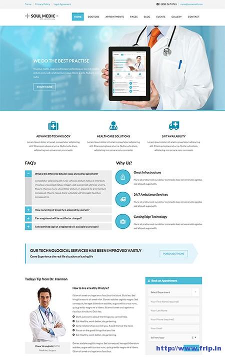 Soul-Medic-Medical-WordPress-Theme