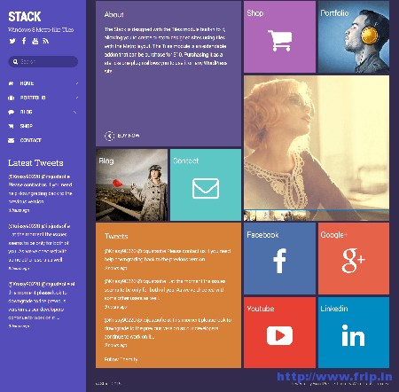 Stack-WordPress-Theme