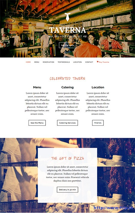Taverna-Restaurant-WordPress-Theme