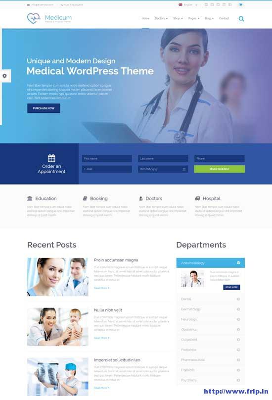 medicum-medical-wordpress-theme